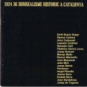Catàleg «1924-1936, surrealisme històric a Catalunya»