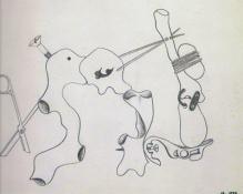 """Dibuix de la sèrie """"El benefactor trompeta"""" (1934)"""