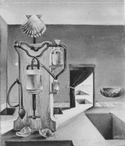 """Pistulaca"" (1934) obra desapareguda"