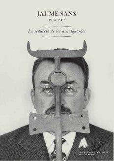 """Portada llibret """"La seducció de les avantguardes"""""""