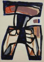 Jaume Sans (entre 1940 i 1950). Pintura.