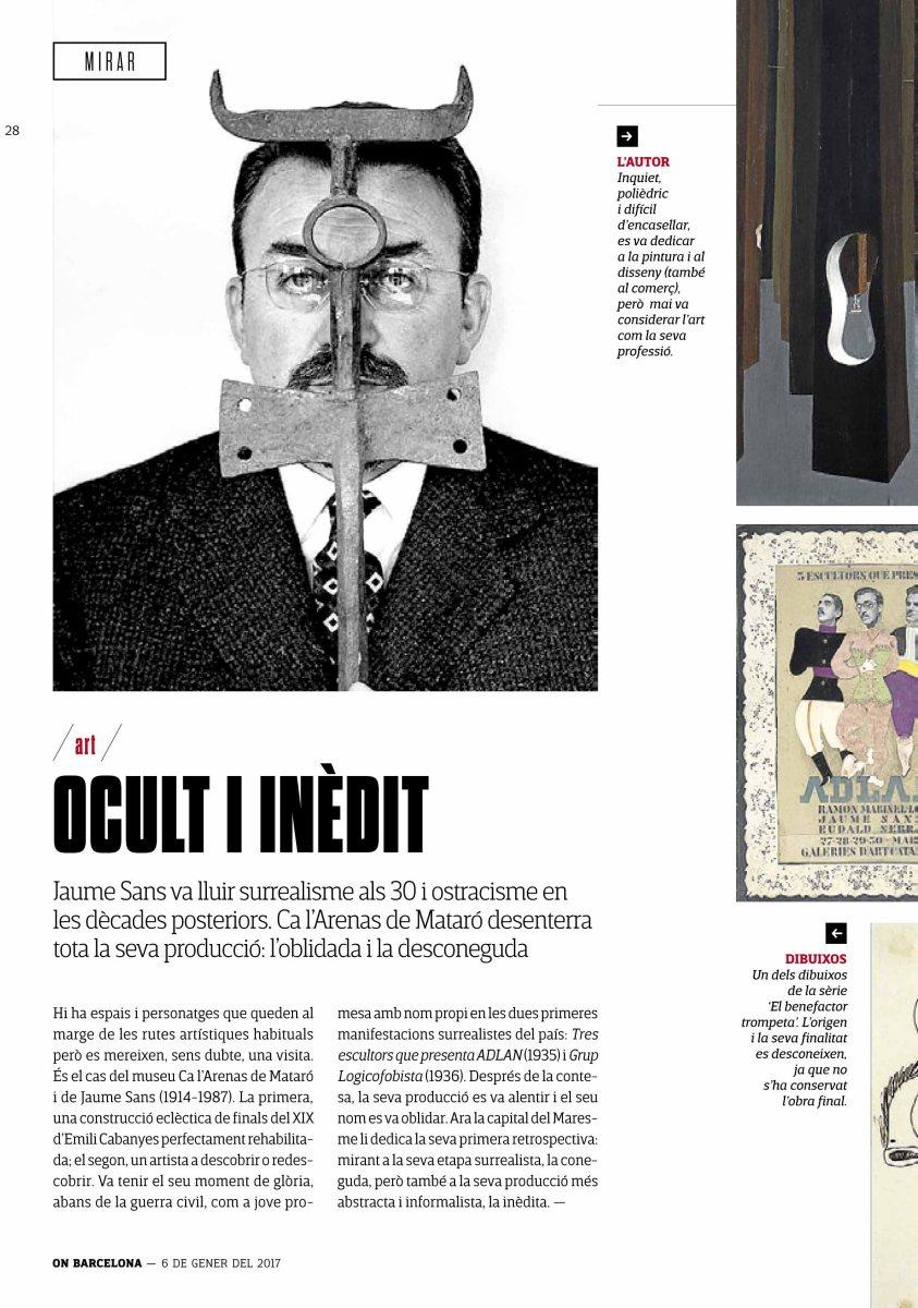 El Periódico - Jaume Sans