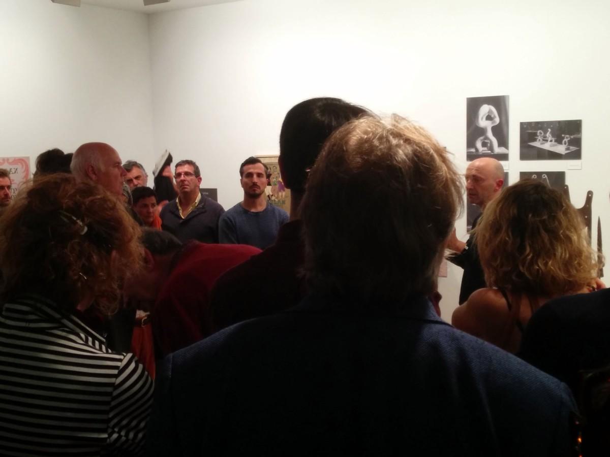 Inauguració exposició