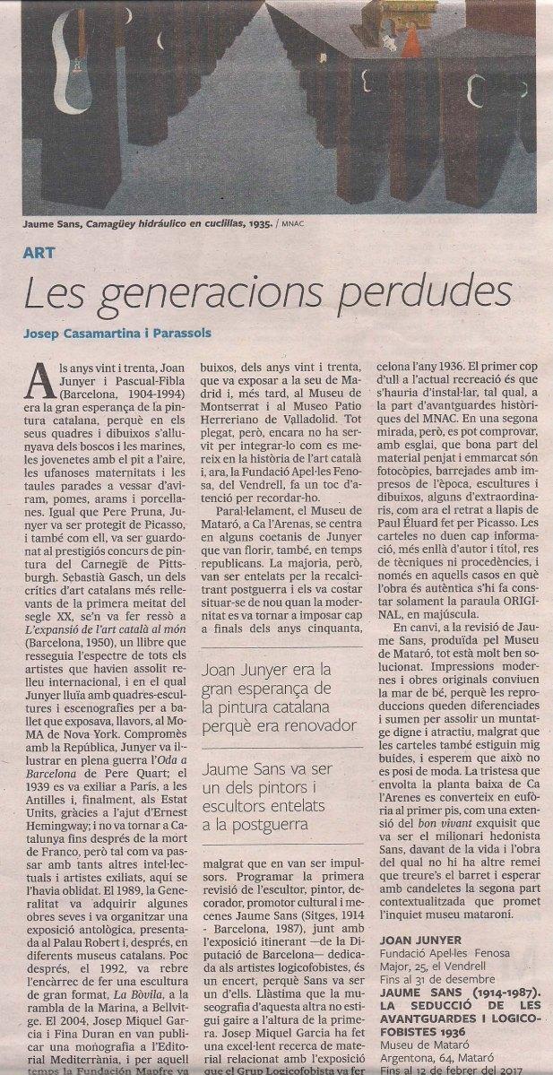 Josep Casamartina - El País