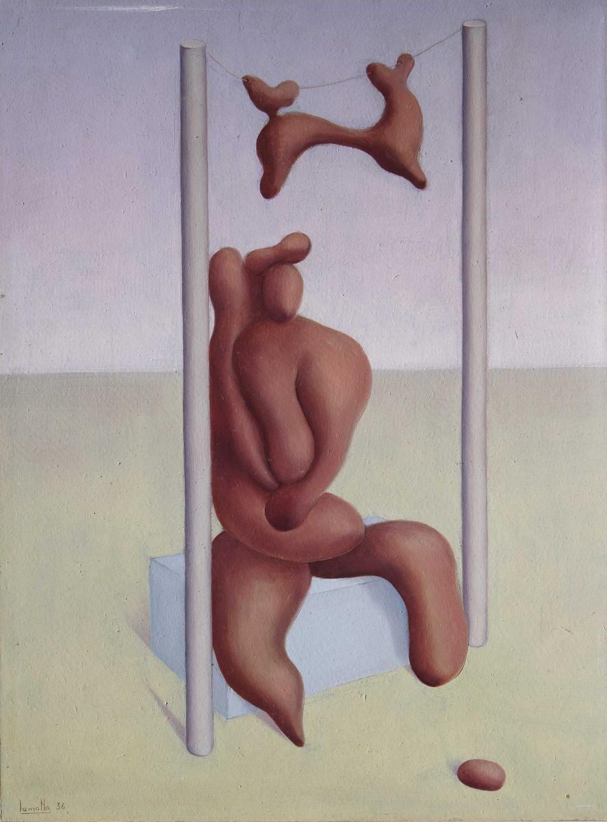 ANTONI GARCIA LAMOLLA L'espectre de les tres gràcies dins l'aura subtil (1935-1936)