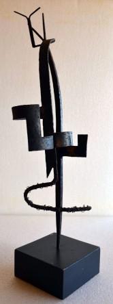 ÁNGEL FERRANT Escultura cambiante (1958) Biblioteca-Museu Víctor Balaguer