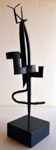 "ÁNGEL FERRANT - ""Escultura cambiante"" (1958). Biblioteca Museu Víctor Balaguer"