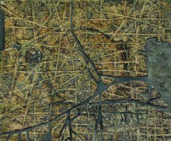 """JOAN VILACASAS - """"Planimetria 58"""" (1958)"""