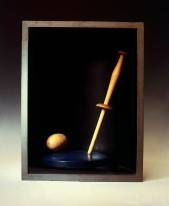 "LEANDRE CRISTÒFOL - ""Nit de lluna"" (1935) Museu d'Art Jaume Morera"