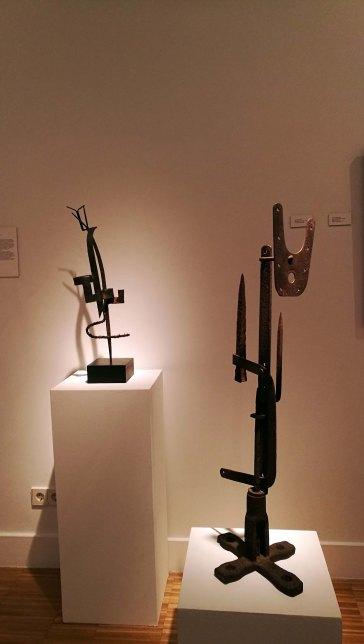 "Jaume Sans (d.) Ángel Ferrant (e.) ""El context artístic (1930-1960)"""