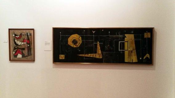 "Eduard Alcoy (d.) Jaume Sans (e.) ""El context artístic (1930-1960)"""