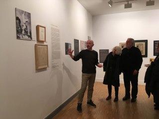 """Inauguració """"Jaume Sans. El context artístic (1930-1960)"""""""