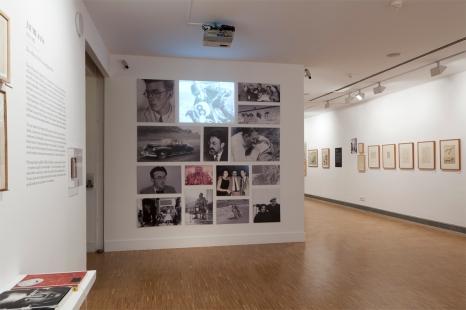 """""""Jaume Sans 1914-1987. La seducció de les avantguardes"""""""